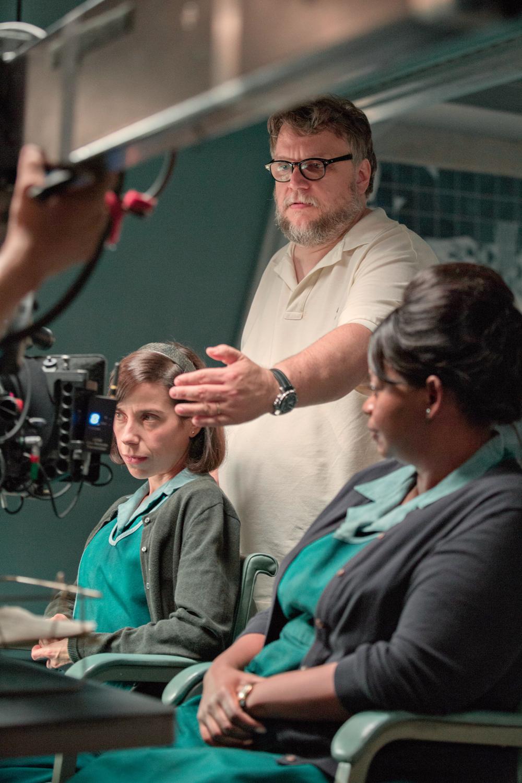 Guillermo del Toro habla de La forma del agua