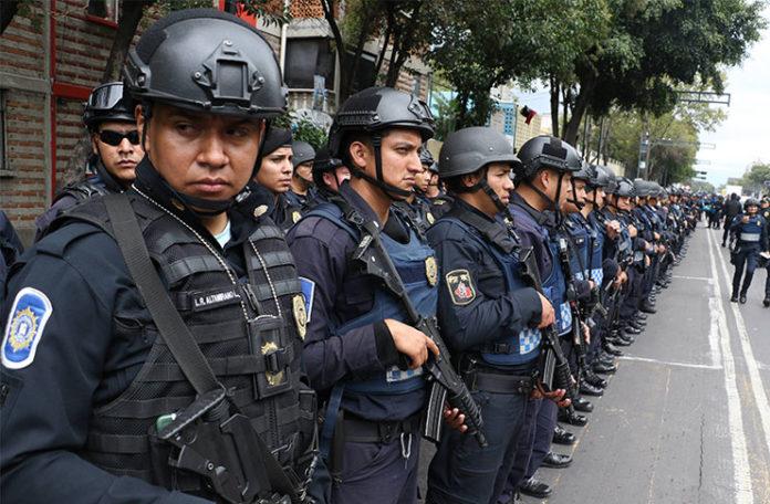 miedo a los policías