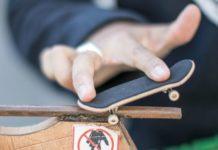 fingerboarding en la CDMX