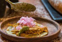 comida yucateca en la CDMX