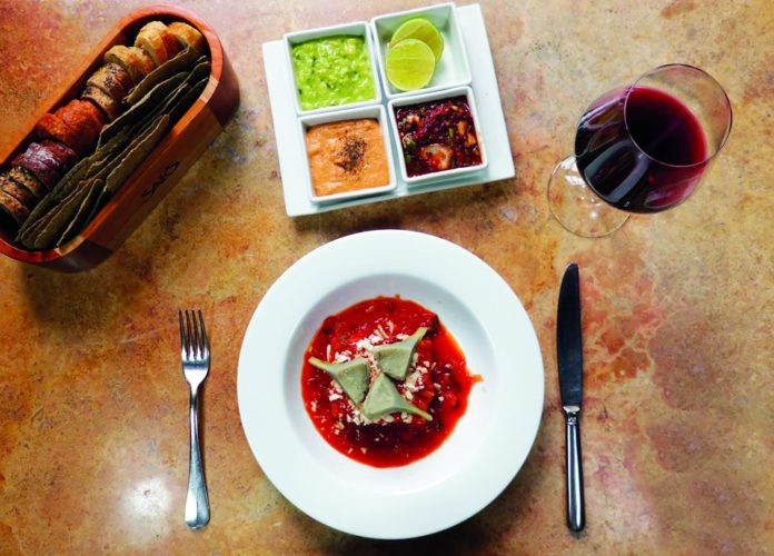 restaurantes con comida saludable