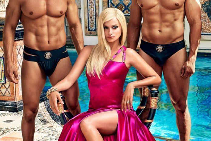 serie sobre Versace