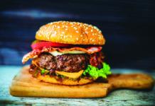 hamburguesa de Cuarto de Kilo
