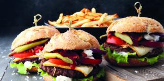 hamburguesa de Fifty Mils