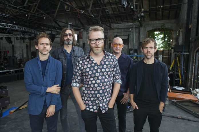 The National habla sobre Sleep Well Beats