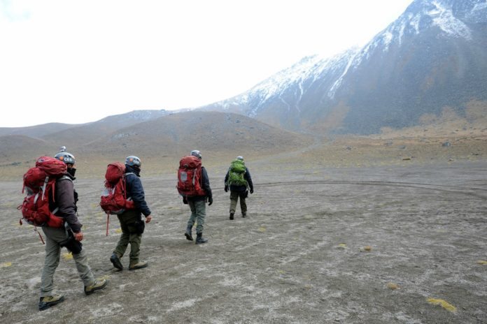Tour de invierno en el Nevado de Toluca