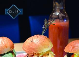 Cajún Rustic Burgers