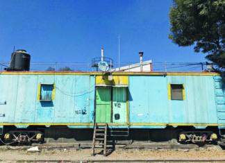 trenes en México