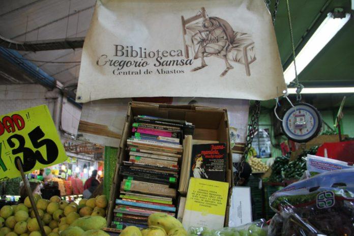 Biblioteca Gregorio Samsa