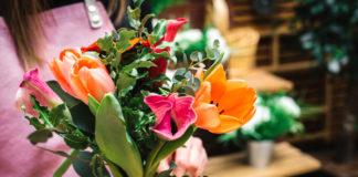 Dónde comprar flores en CDMX
