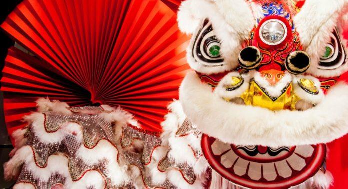 Año Nuevo chino 2018 en la CDMX