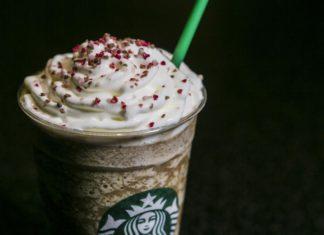 Cherry Mocha en Starbucks