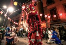 Festival de los faroles en CDMX