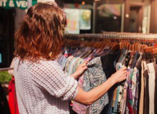 lugares para comprar ropa vintage