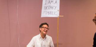 Fe pública de Paul Ramírez Jonas