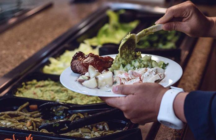 buffets en la CDMX