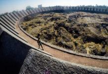 Espacio escultórico de la UNAM
