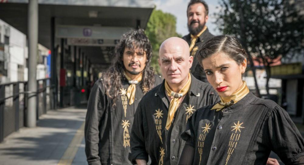 Grupo Gran Sur; banda que lleva el folclor mexicano como estandarte
