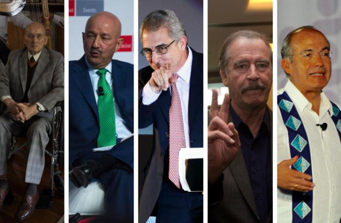 pensión de expresidentes