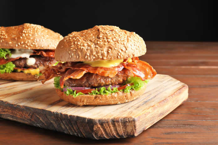 Super Bacon Thickburger