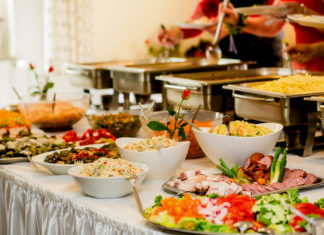 buffets para festejar a mamá