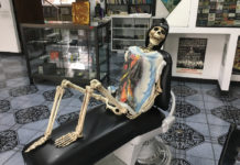 Museo del tatuaje en CDMX