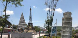 Parque Temático Mini Mundos