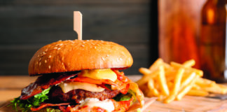 hamburguesas de carrito