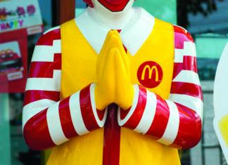 Cheeseburger de McDonald's