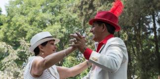 danzón en la Plaza de la Ciudadela