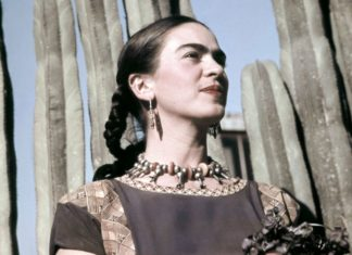 Faces of Frida