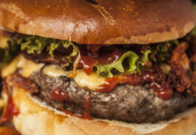 las hamburguesas de la Roma