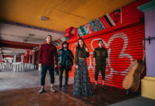 entrevista con The Chamanas