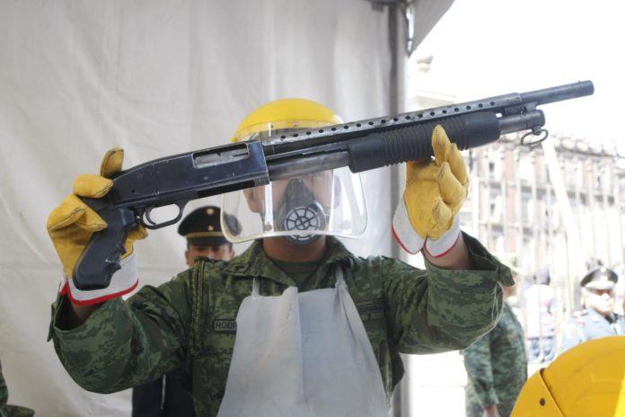 desarme