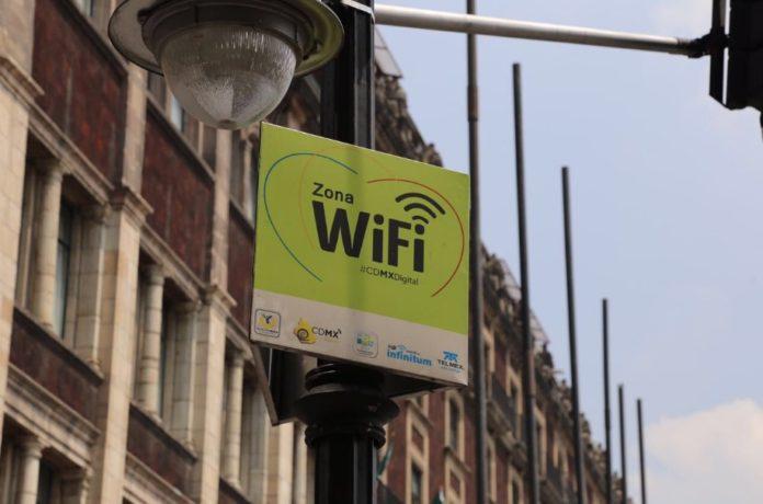 WiFi-CDMX