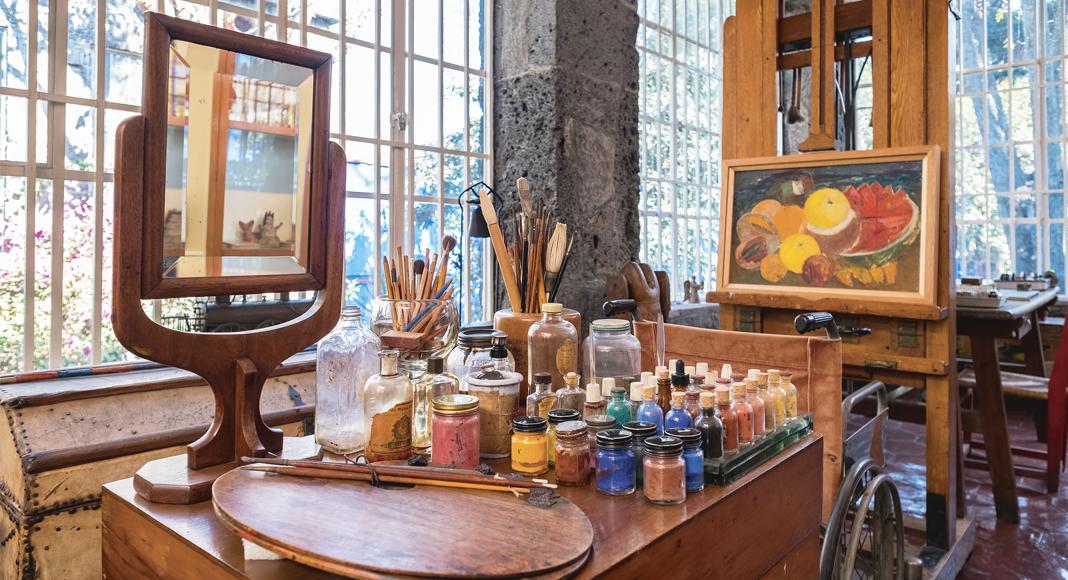 La Casa Azul El Museo En El Que Vivió Frida Kahlo
