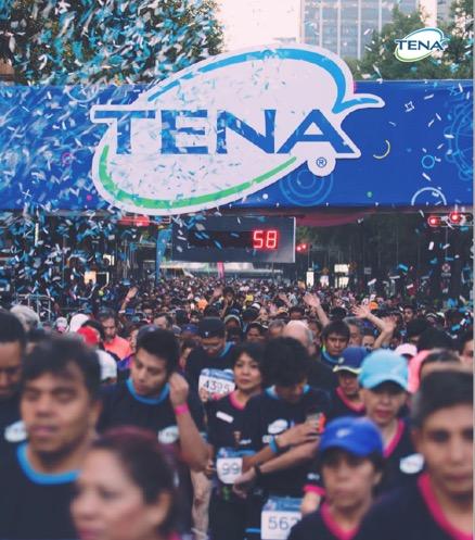 Carrera TENA será el 24 de noviembre - maspormas